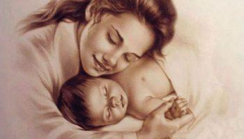 Вперше взявши на руки внучку, я розплакалася.Мені здалося, що ось-ось — і я почую такий рідний голос:«Бабусі треба відпочити!» навіть озирнулася, з якоюсь дурною надією