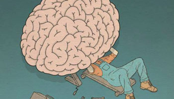 У нашому мозку є кнопка «видалити зайве». Навчіться її використовувати