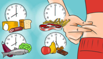 Як все їсти та не товстіти: дізнайся, в який час їжа засвоюється, а в який перетворюється в жир