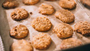 Хрустке та ароматне кунжутне печиво. Смачно і дуже корисно!