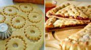 Швидке пісочне тісто