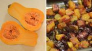 Рецепт незвичайного гарніру з гарбуза