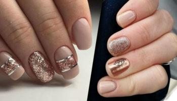 Золотий дизайн нігтів: 15 розкішних ідей