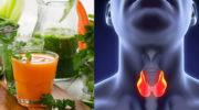 Супер смузі для здоров'я щитоподібної залози
