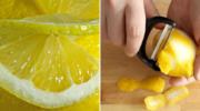 Трюк з лимоном від шеф-кухаря італійського ресторану