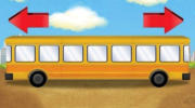 А ви зможете відгадати, в який бік їде автобус?