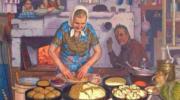 Я прокинулася від запаху бабусиних пиріжків.І відразу відчула всю безглуздість того, що відбувається: бабусі вже п'ять років як в живих немає