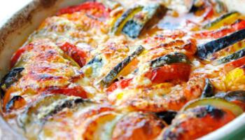 Овочі по-прованські: апетитні, соковиті, а головне – мало калорій!