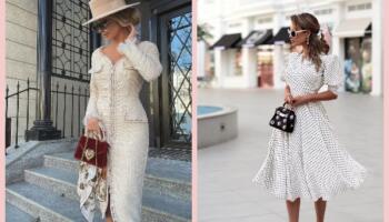 Стиль леді лайк: жіночні образи на весну для елегантних модниць (+12 фото)