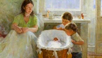 Коли дитина росте без батька – це страшно… Ніколи не кидайте своїх дітей!