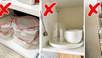 10 практичних порад, які допоможуть позбутися безладу на кухні
