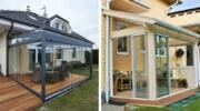 Прозора прибудова до будинку: 25 кращих ідей