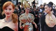 Хто привернув до себе найбільше уваги папараці – добірка найкрасивіших та екстравагантних зірок на Каннському кінофестивалі