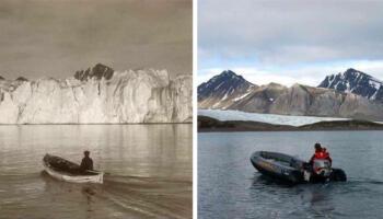 18 світлин з минулого і сьогодення, які показують, як змінився світ